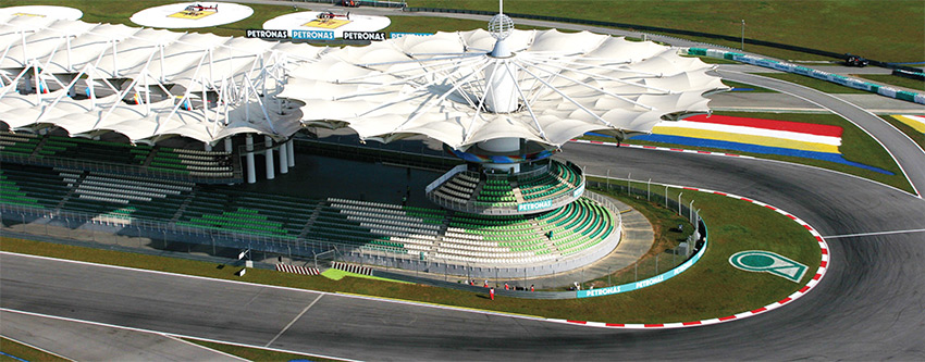Sepang International Circuit - Track Rental